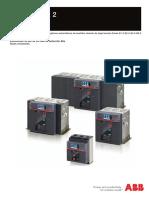 ABB-SACE-EMAX 2  Instrucciones de uso de los relés de protección Ekip Touch.pdf