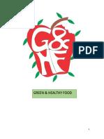 GreenHealthy Food