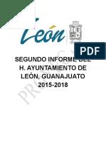 Informe de transparencia León 2017