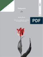Tulipanes - Sylvia Plath