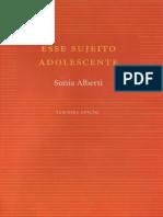 Esse sujeito adolescente - Sonia Alberti.pdf