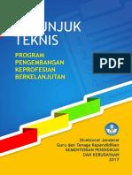 Draft Final Juknis SIM Guru Pembelajar PKB www.bingkaiguru.com.pdf