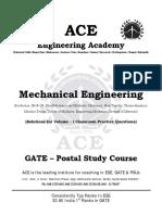 Mech GATE V1 Solutions