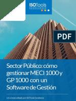 Sector Publico Como Gestionar Meci 1000 Gp 1000 Con Software de Gestion