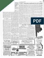 Canonización - La Vanguardia 1950-05-09