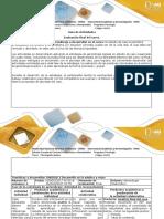Guía de Actividades y Rúbrica de Evaluación - Fase Final - Evaluación Final Del Curso