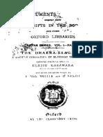 Dharma Samgraha
