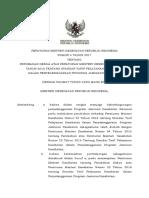PMK No. 4 Ttg Standar Tarif Pelayanan Kesehatan Dalam Program Jaminan Kesehatan