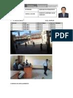 Ancash 032 Reporte de Evidencias Total 2º Producto 1