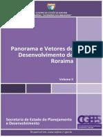 Panorama e Vetores - Volume II - 2014