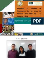 Presentacion Proyecto Lean Manufacturing