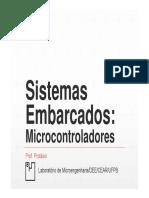 4. Sistemas Embarcados - Padrões Em Linguagem e de Redes