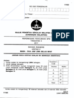Mpsm Kelantan Trial Exam Paper English 1119 Paper 2 Part 1