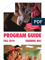 SQ Program Guide Fall 2010