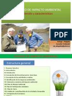 El Estudio de Impacto Ambiental. Piurapptx