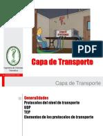 Telematica Capa Transporte