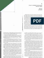 Caps 1 e 2 - Mediação Internacional