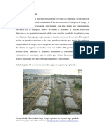 Trasporte de carga ferroviario mexico