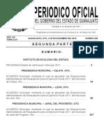 Programa Estatal de Verificacion Vehicular 2017
