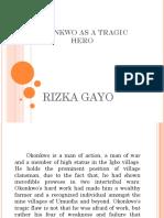 Okonkwo as a Tragic Hero