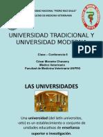 Clase-conferencia 6 Universidad Tradicional y Moderna.ppt