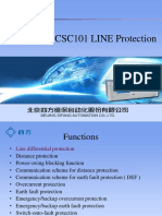 CSC103 & CSC101 Sifang Line Differential