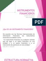 INSTRUMENTOS FINANCIEROS DIAPOSITIVAS