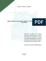 Hematologia Bioquimica Serica e Nutrição de Cracideos