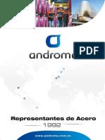 Brochure Androma 2015 Esp