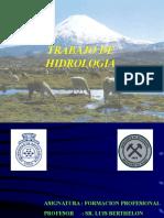 Trabajo de Hidrogeologia