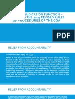 COA's Adjudication Function.pptx