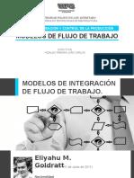 Modelos de integración de flujo de trabajo