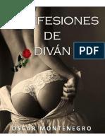 Confesiones de Diván - Oscar Montenegro