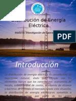 Distribución de Energía Eléctrica- investigacion de Operaciones