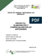 76544031 Proyecto de Artesanias
