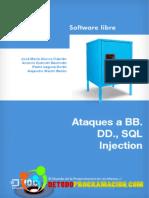 Ataques a Bases de Datos SQL Injection