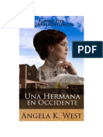 Angela K. West - Esposa Por Correspondencia 04 - Una Hermana en Occidente