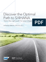 eBook Discover the Road to S4HANA