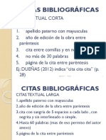 10. citas bibliográficas
