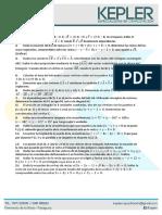 Ejercitario de Analitica CPI Extensivo.