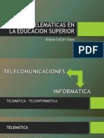 1_redes Telemáticas en La Educacion Superior