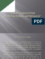 cropharvesterppt-140310102143-phpapp01