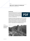 Week 1 Origins and Evolution of Settlements