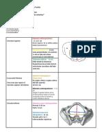 Diametros  y Estrechos de la Pelvis