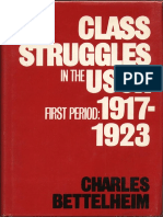 Class Struggle in USSR Volumen I