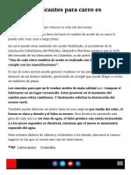 20% de Lubricantes Para Carro Es Falsificado _ ELESPECTADOR