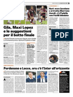 La Gazzetta dello Sport 10-08-2017 - Serie B