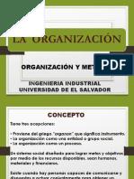 13. ORGANIZACION. Concepto y tipos.ppt