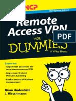 Remote Access VPN Dummies En