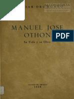 Manuel José Othón. Su vida y su obra